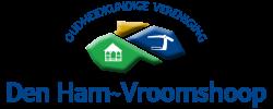 Logo Oudheidkundige Vereniging Den Ham-Vroomshoop